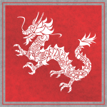 dragon, chinese, background